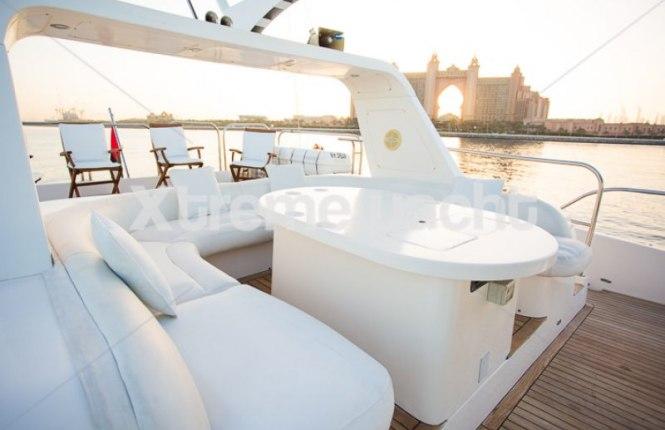 86ft Luxury Yacht Rental-14