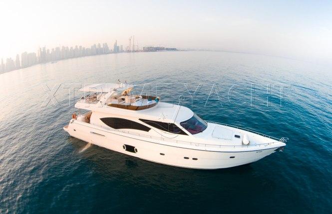 85ft Super Luxury Yacht-2