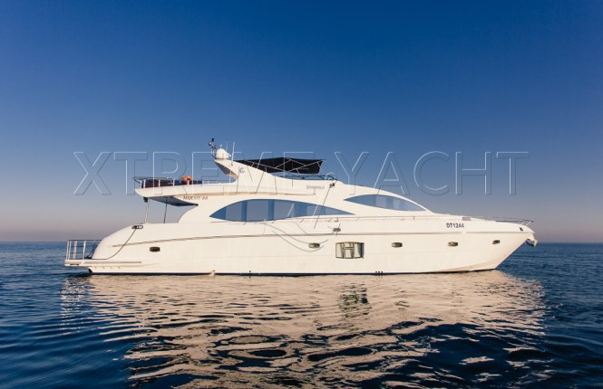 88ft Luxury Superyacht-1