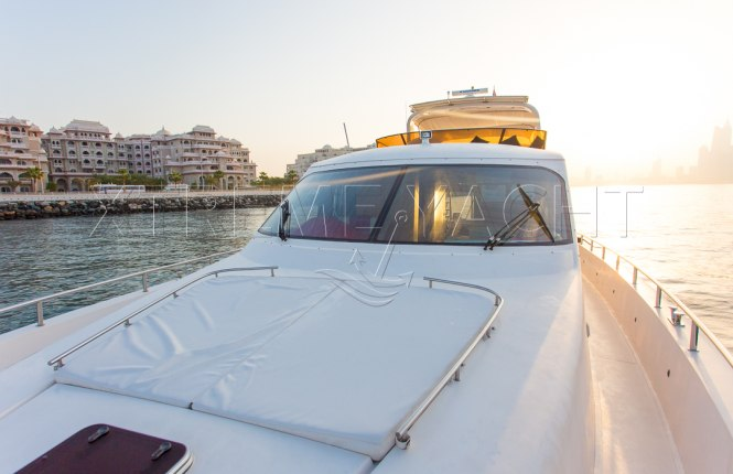 85ft Super Luxury Yacht-3
