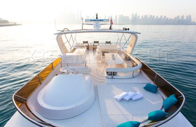85ft Super Luxury Yacht-7