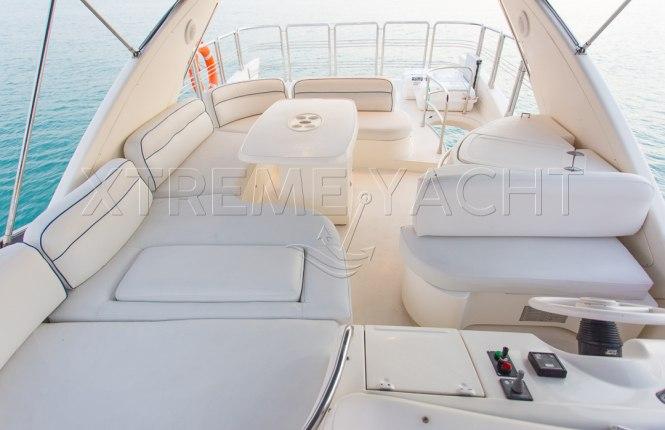 62ft Yacht Rental in Dubai Marina-4
