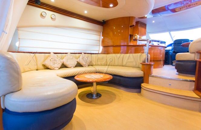 62ft Yacht Rental in Dubai Marina-12