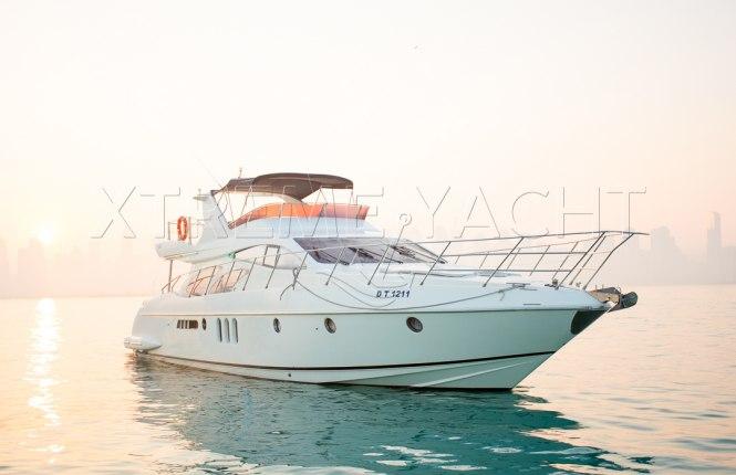 62ft Yacht Rental in Dubai Marina-2