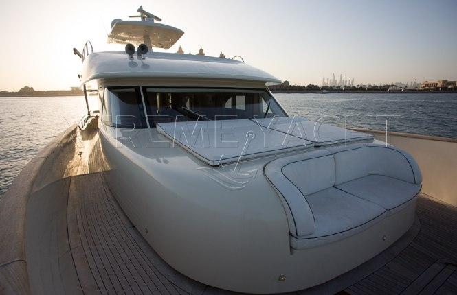 80ft Beautiful Yacht Rental-8