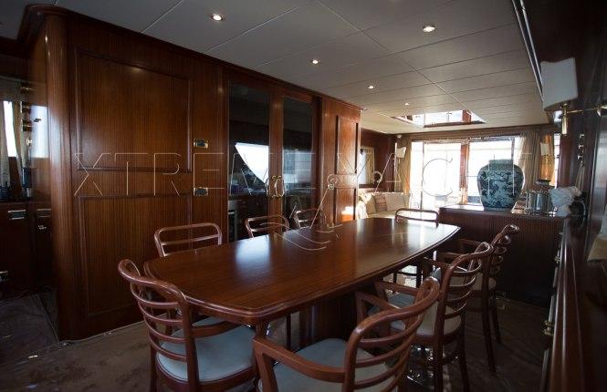 80ft Beautiful Yacht Rental-9