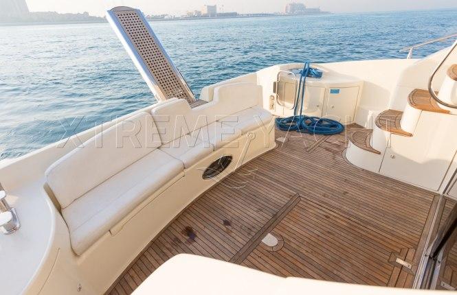 50ft Yacht Rental-7
