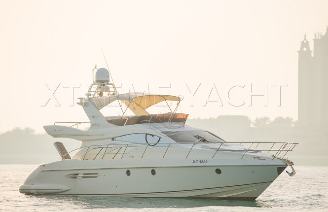 50ft Yacht Rental-4
