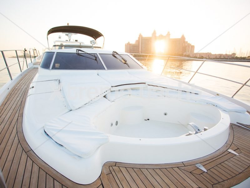 86ft Luxury Yacht Rental-0