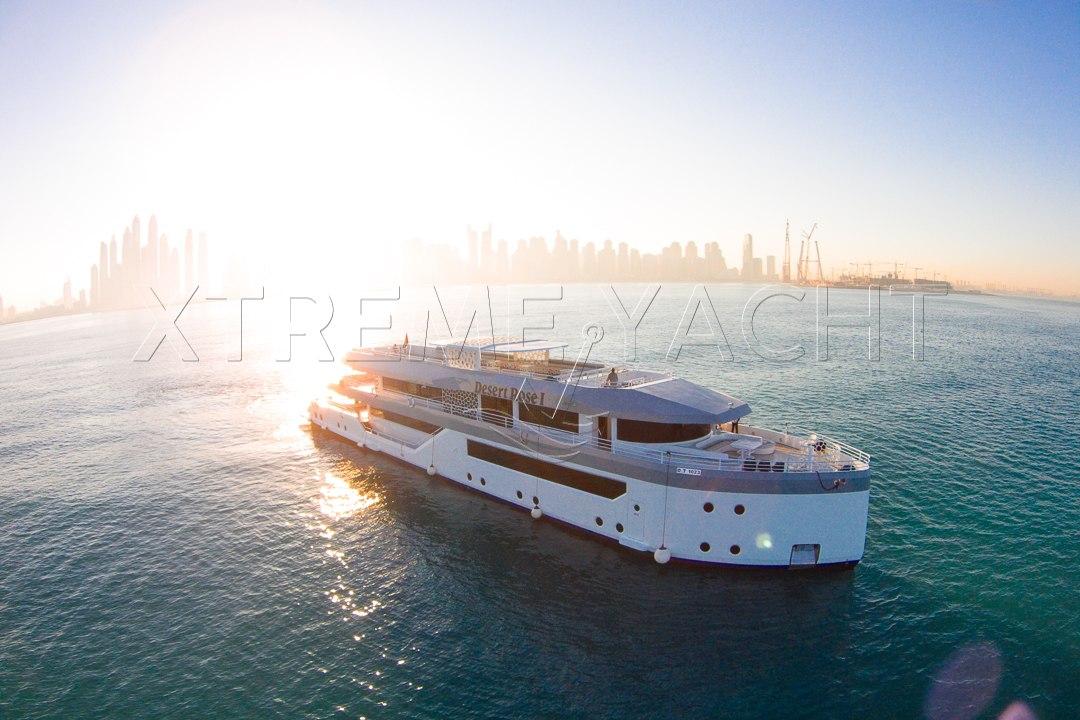 155ft Luxury Megayacht-1