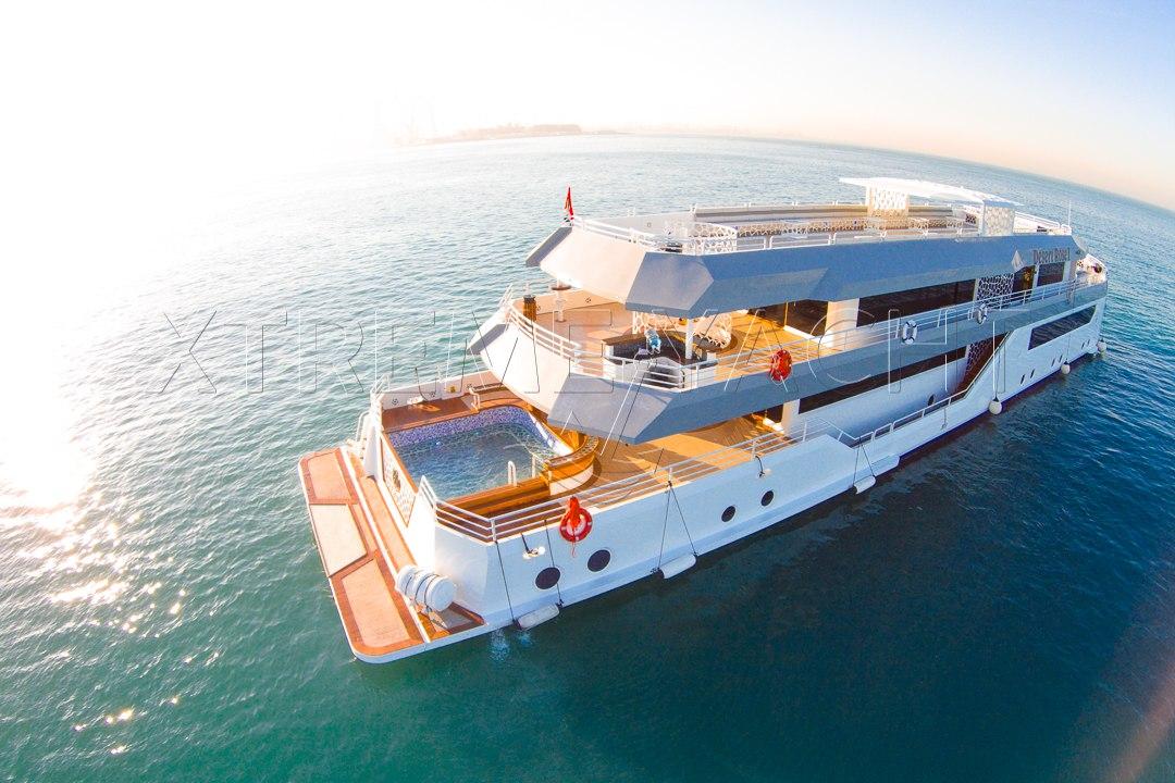 155ft Luxury Megayacht-4