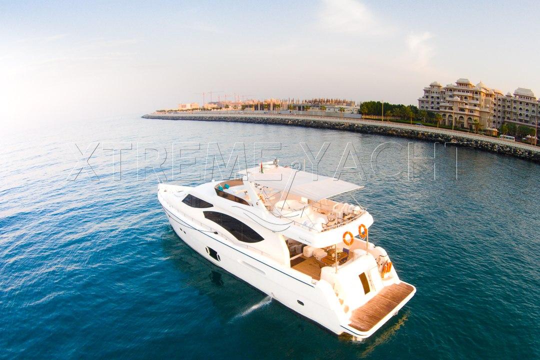 85ft Super Luxury Yacht-0