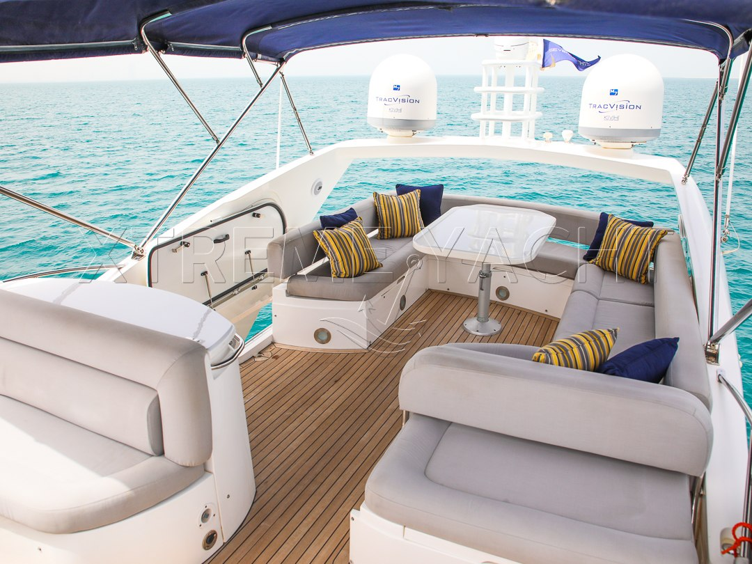 64ft Sunseeker Rental-3