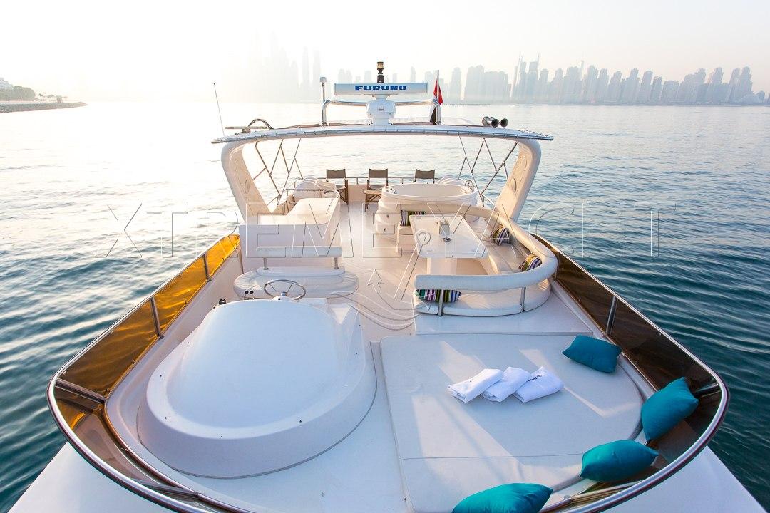 85ft Super Luxury Yacht-6
