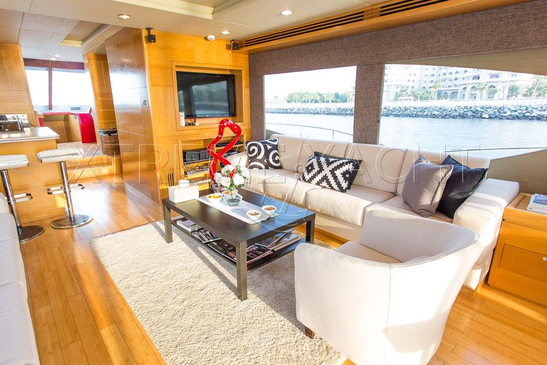 85ft Super Luxury Yacht-8