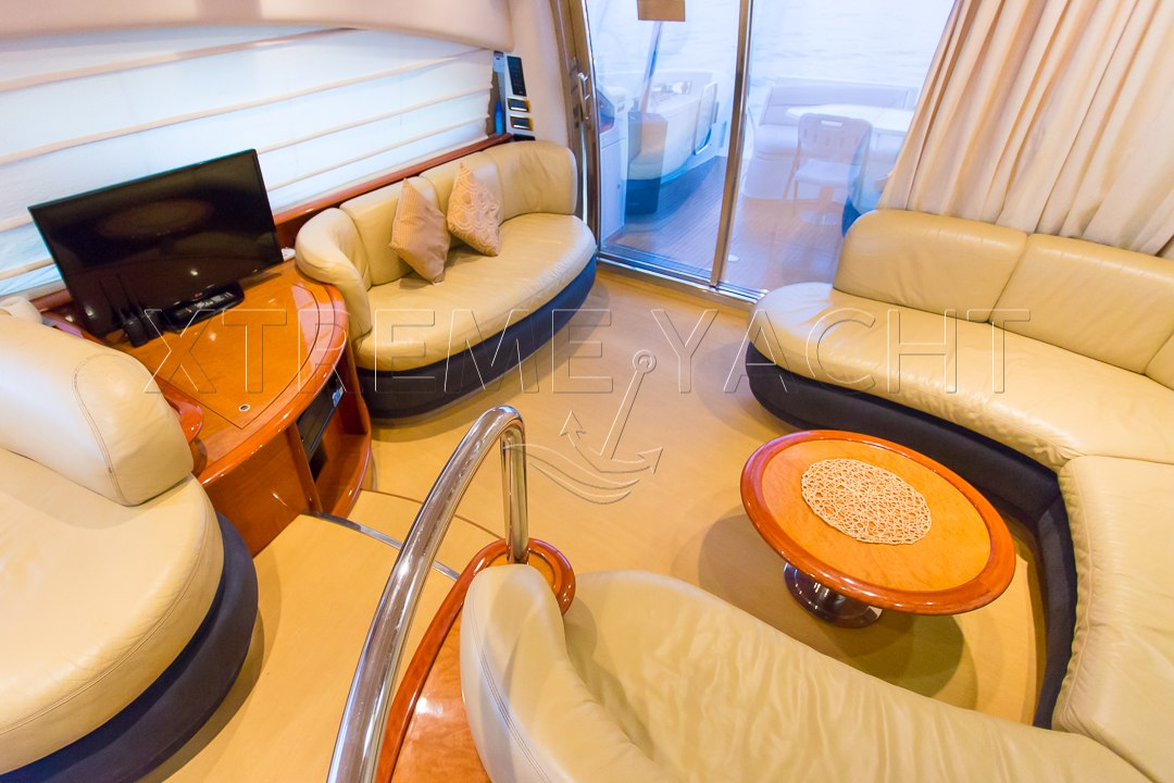 62ft Yacht Rental in Dubai Marina-10
