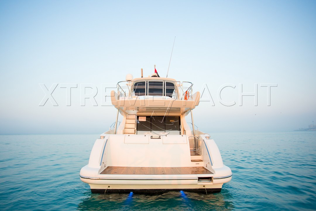 62ft Yacht Rental in Dubai Marina-2