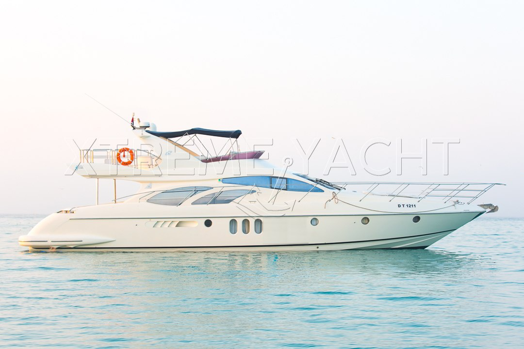 62ft Yacht Rental in Dubai Marina-0