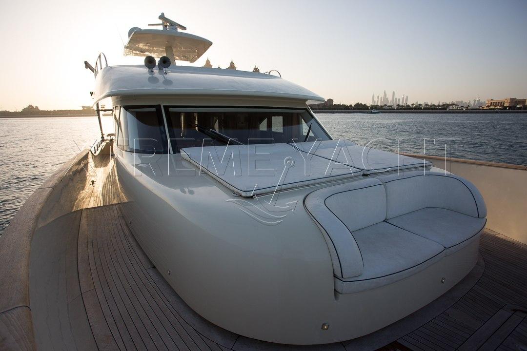 80ft Beautiful Yacht Rental-7