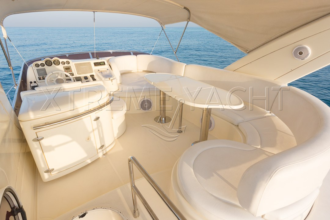 50ft Yacht Rental-5