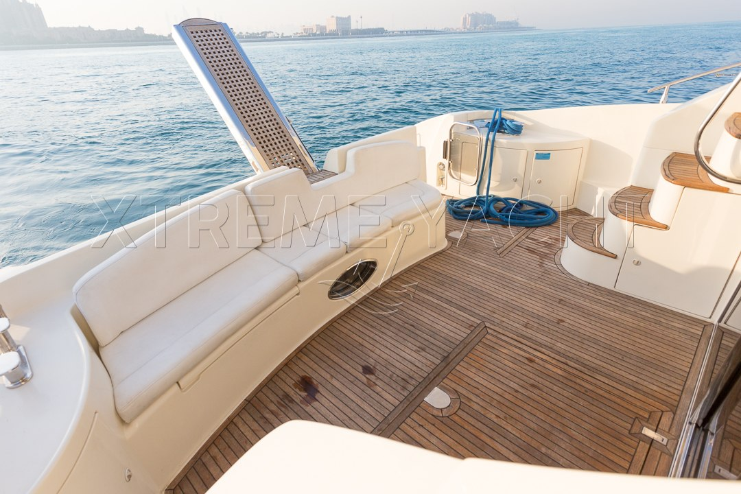 50ft Yacht Rental-6