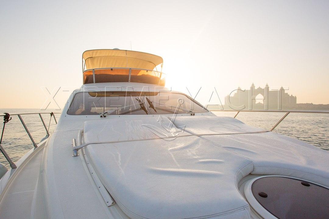 50ft Yacht Rental-8