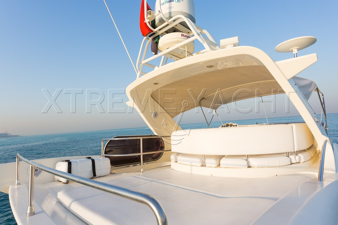 50ft Yacht Rental-7