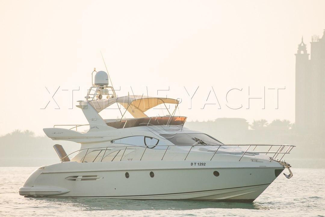 50ft Yacht Rental-3
