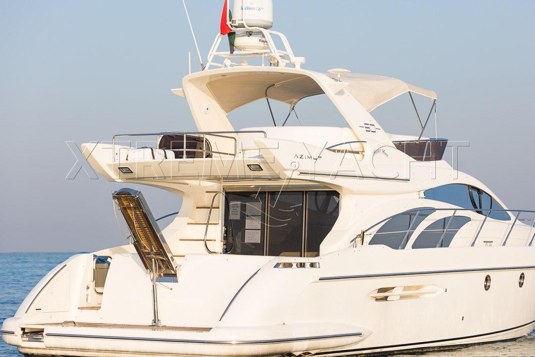 50ft Yacht Rental-2