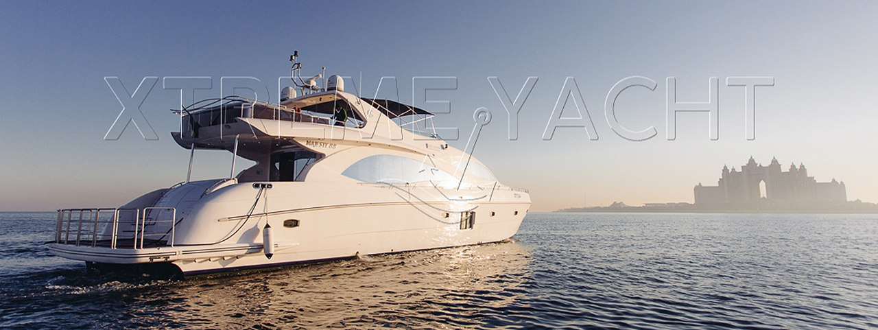 Why you should consider charter yachts in Dubai?