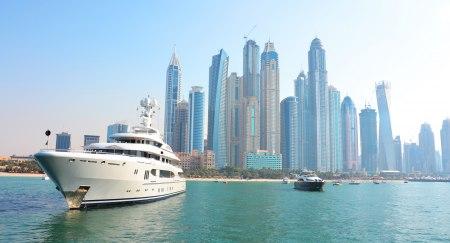 Best Yacht Rental Dubai Marina
