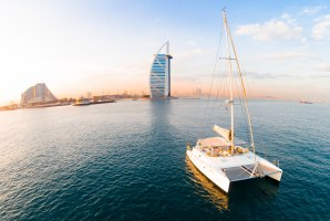 All Aboard! The Perks of Sightseeing on a Dubai Charter Yacht-0