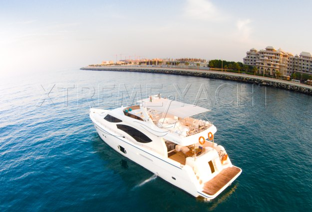 85ft Super Luxury Yacht-1