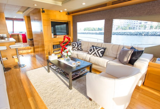 85ft Super Luxury Yacht-9