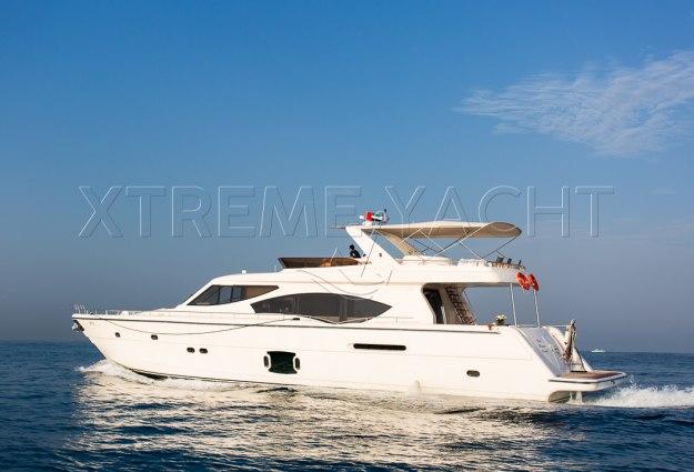 85ft Super Luxury Yacht-13