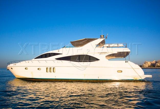 77ft Luxury Super Yacht-2