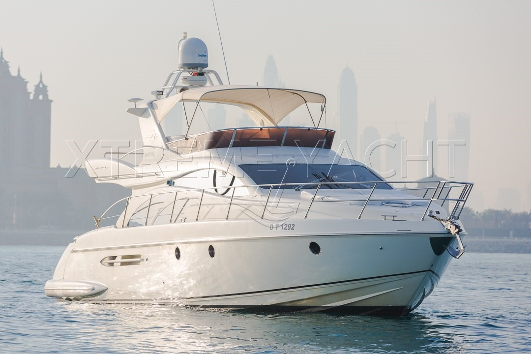 50ft Yacht Rental Dubai