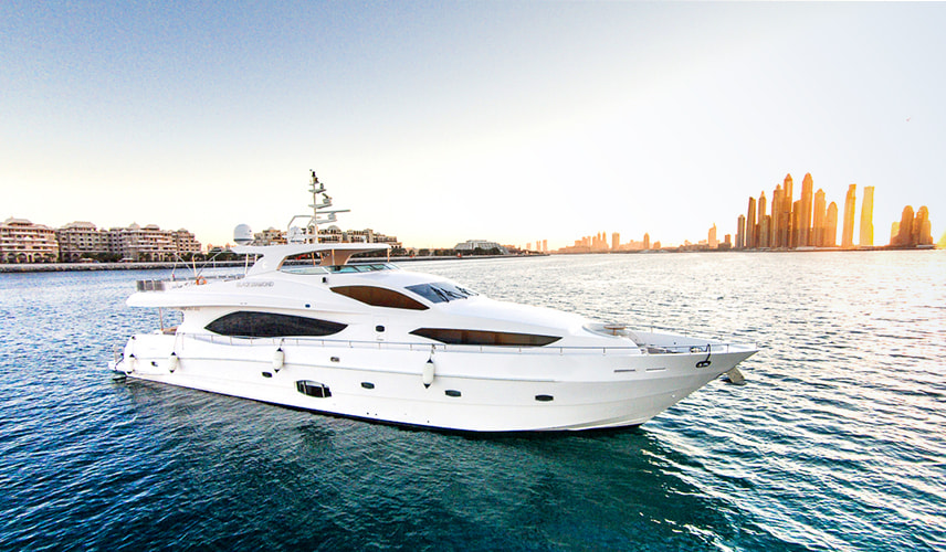 10 reasons to rent a yacht in Dubai